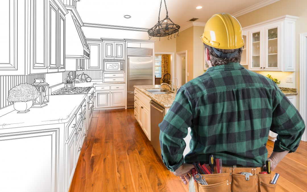 Combining New Construction and Remodeling