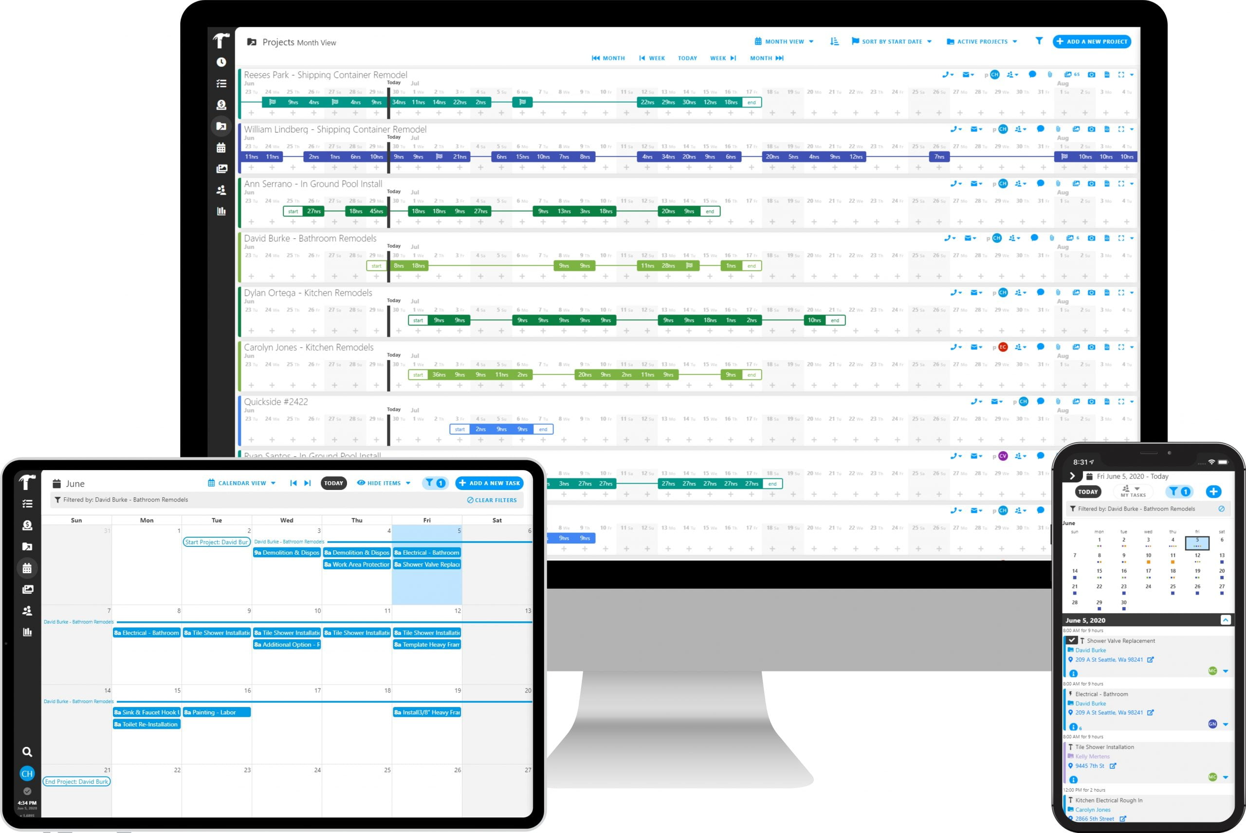 Best of Class Scheduler for Workers and Tasks