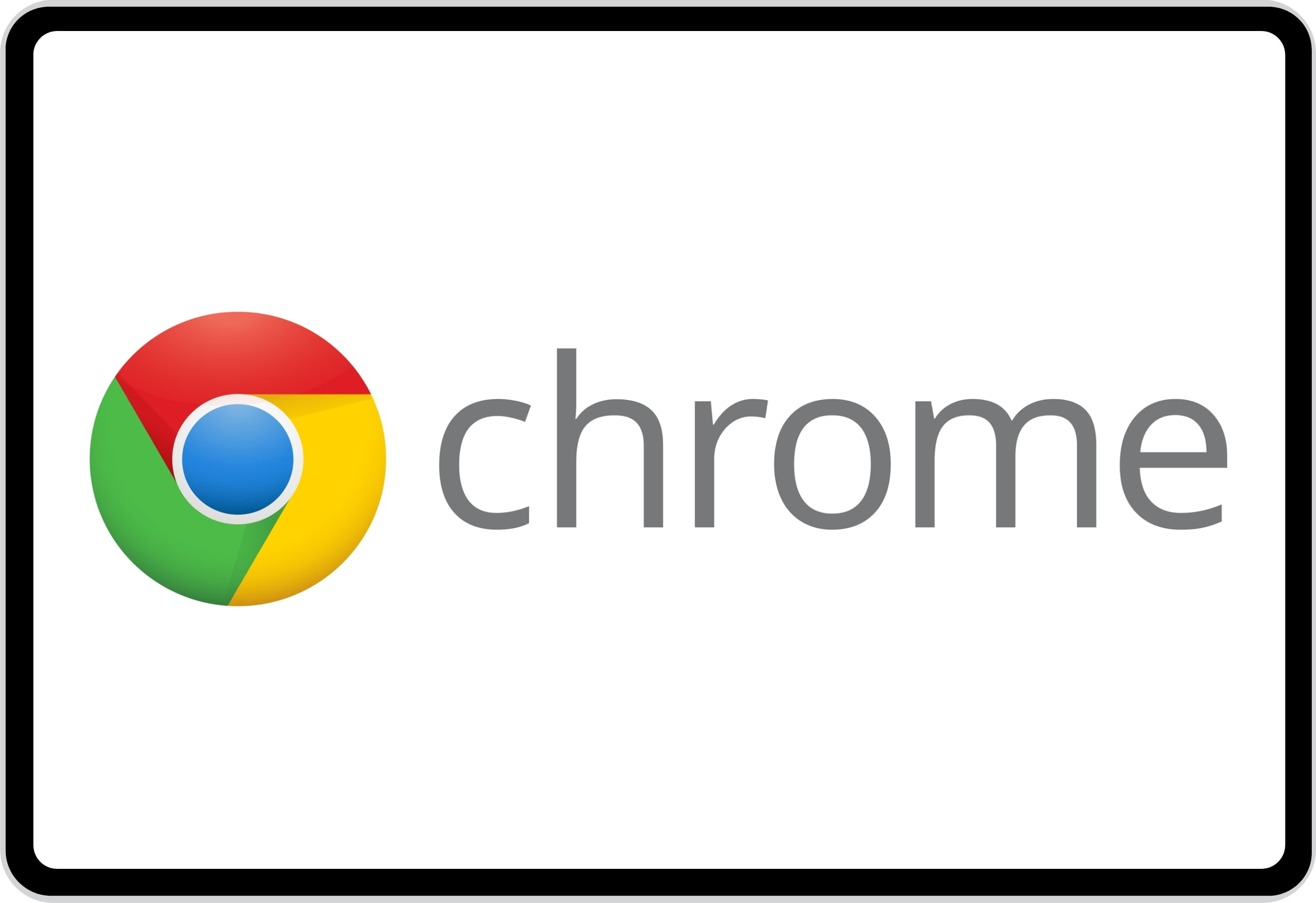 Optimized for Chrome